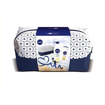 Dárková sada NIVEA Q10 Care dárková taška pro zpevnění a osvěžující péči o pokožku (9005800292342) + ZDARMA Dárek NIVEA Cellular Volume Filling 1,5 ml