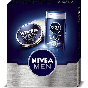 Dárková sada NIVEA Men Creme dárkové balení univerzální péče pro muže (9005800291628)