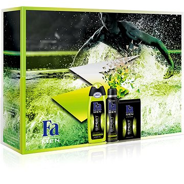 Dárková sada FA Men Sport Energy Boost Premium Box (9000101205602)