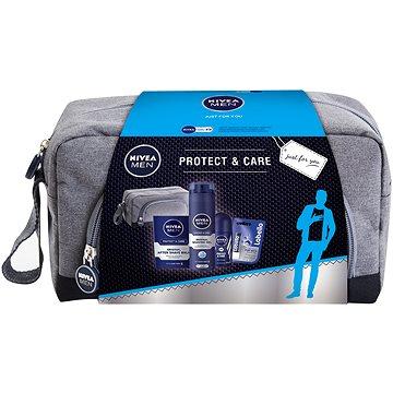 NIVEA Men dárková taška s prověřenou péčí na holení (9005800309262)