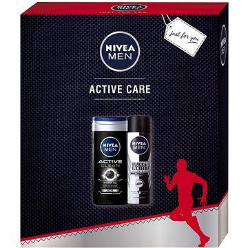 NIVEA Men dárkové balení pro aktivní muže (9005800306315)