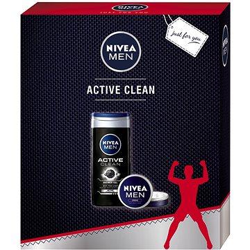 NIVEA Men dárkové balení univerzální péče pro muže (9005800306254)