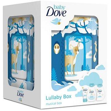 Baby DOVE Rich Moisture dárková kazeta s hrací skříňkou (8710522302309)