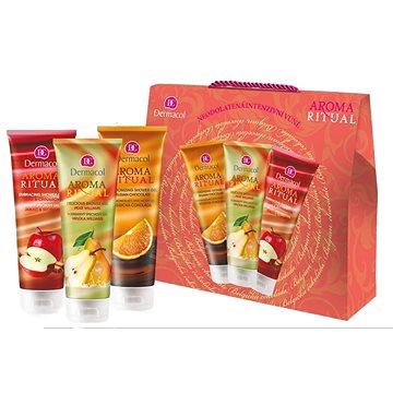 DERMACOL Aroma Ritual Mix sprchových gelů (8595003110587)