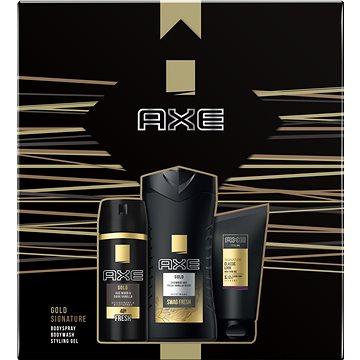 AXE Gold Signature dárková kazeta pro muže (8717163703755)