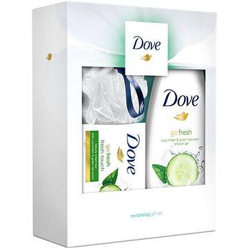 DOVE Revitalising vánoční dárková kazeta s mycí houbou pro ženy (8717163708712)