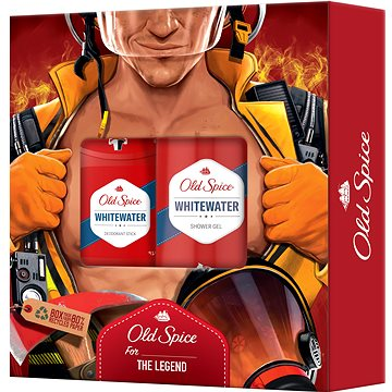 OLD SPICE Unforgettable Captain Grooming Tin (8001841378039)