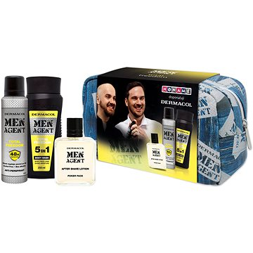 DERMACOL Men Agent Total Freedom (8595003116091)