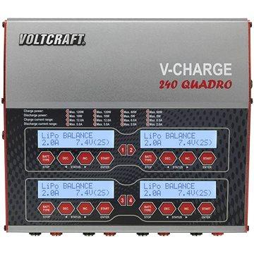 Voltcraft V-Charge 240 Quadro (1489899)