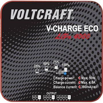 Voltcraft V-Charge Eco LiPo 4000 (1406443)