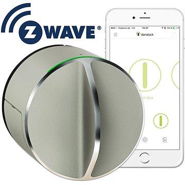 Danalock V3 chytrý zámek Bluetooth & Z-Wave (DL-253801)