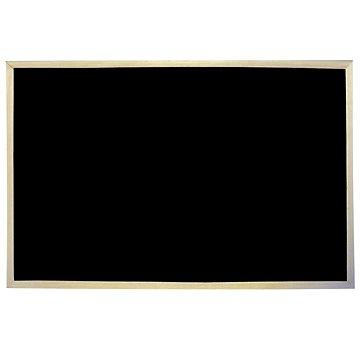 VICTORIA nemagnetická 60x90cm černá (PM0701010)