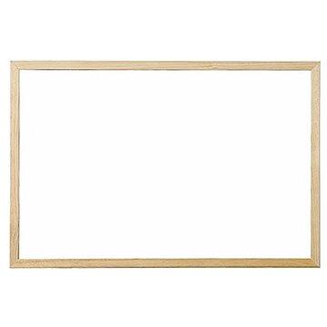 VICTORIA 60x90cm bílá, dřevěný rám (MM07001010)