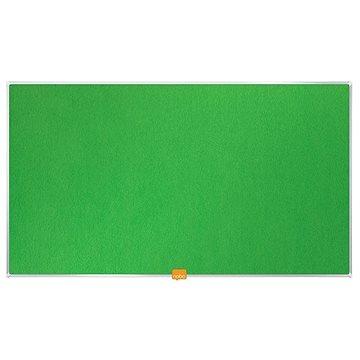 """NOBO 32""""/71x40 cm textilní, zelená (1905314)"""