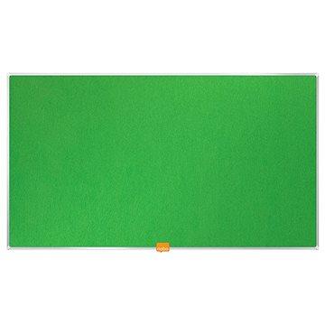 """NOBO 40""""/89x50 cm textilní, zelená (1905315)"""