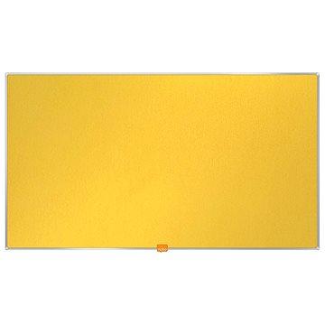 """NOBO 40""""/89x50 cm textilní, žlutá (1905319)"""