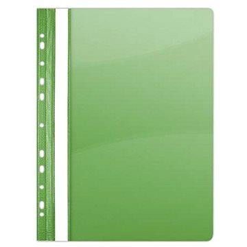 VICTORIA A4 s europerforací, zelené (0413-0007-04)