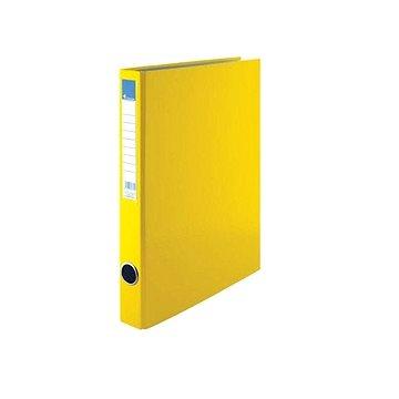 VICTORIA A4 35mm - žlutý (IDVGY02)