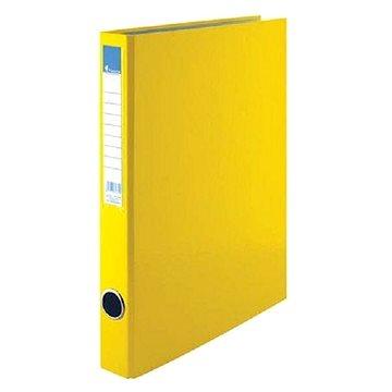 VICTORIA A4 35mm - žlutý (IDVGY08)