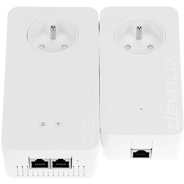 Devolo dLAN 1200+ WiFi ac Starter Kit (D 9393)