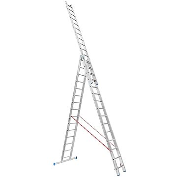 Venbos Třídílný profesionální žebřík (3X15) (3815)