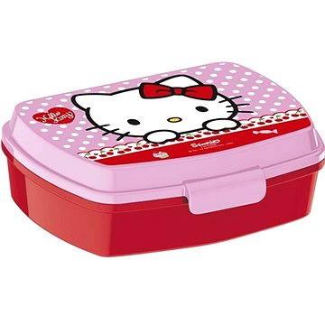 Svačinový box Hello Kitty (A07022)