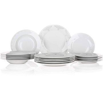 BANQUET Sada talířů BAROCCO, 18ks (60311004)