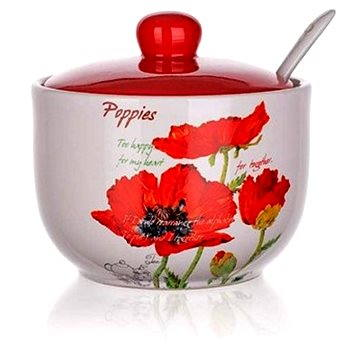 BANQUET RED POPPY A00838