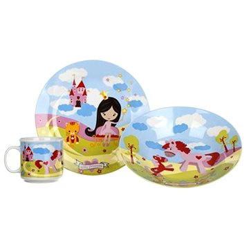 BANQUET Dětská 3 dílná sada Little Princes A11675 (A11675)