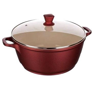 BANQUET Gourmet Ceramia Hrnec s pokl. 6.5l, 28cm A11380 (A11380)