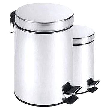 Odpadkový koš BANQUET Twizz 3 + 12L A03997