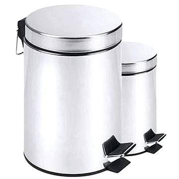 Odpadkový koš BANQUET Twizz 5 + 20L A03999