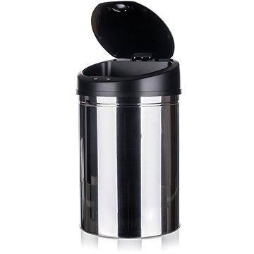 Bezdotykový odpadkový koš BANQUET Koš odpadkový bezdotykový SENZO 30l, kulatý A13004 (48861033)