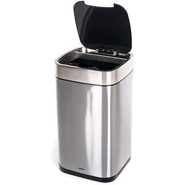 Bezdotykový odpadkový koš BANQUET Koš odpadkový bezdotykový SENZO 25l, hranatý A13005 (48861125)