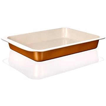 BANQUET Gourmet Ceramia hluboký plech A03321