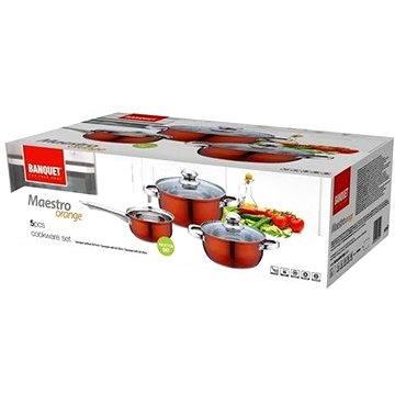 BANQUET Maestro Orange A00871