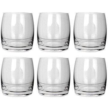 BANQUET Sada sklenic 6ks Leona Crystal Whisky A11297 (A11297)
