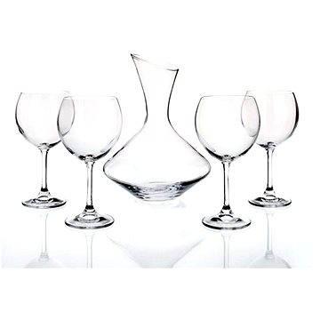 BANQUET Crystal Vínový set 5ks A01165 (A01165)