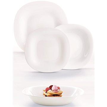 Vetro Plus sada talířů CARINE A02597