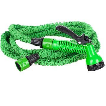 HAPPY GREEN Hadice natahovací 15m, zelená (50YE15MG)