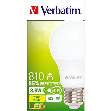 Verbatim 8.8W LED E27 2700K (52632)
