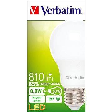 Verbatim 8.8W LED E27 4000K (52633)