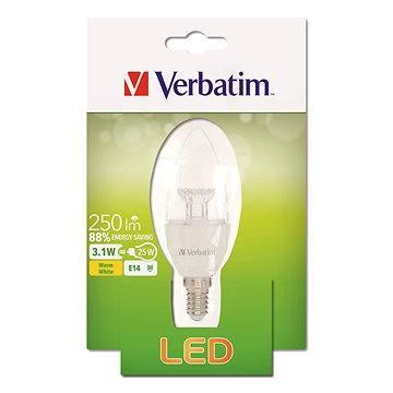 Verbatim 3.1W LED E14 2700K (52636)