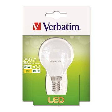 Verbatim 3.1W LED E14 2700K (52639)