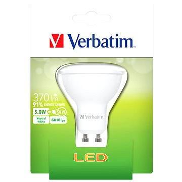 Verbatim 5W LED GU10 4000K (52630)