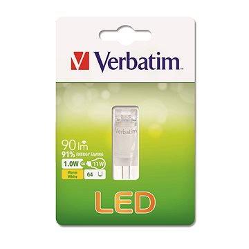 Verbatim 1W LED G4 2700K (52647)