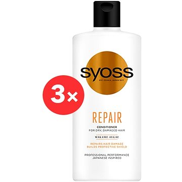 4b53167f48 Syoss repair therapy sampon 500 ml