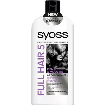 SYOSS Full Hair 8 Volume Booster Conditioner 500 ml