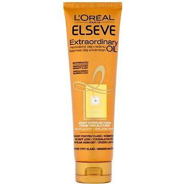 Vlasový olej ĽORÉAL ELSEVE Extraordinary Oil hedvábný olej v krému pro všechny typy vlasů 150 ml (3600523019304)