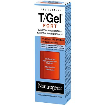 NEUTROGENA T/Gel Fort proti lupům 125 ml (3574660007848)